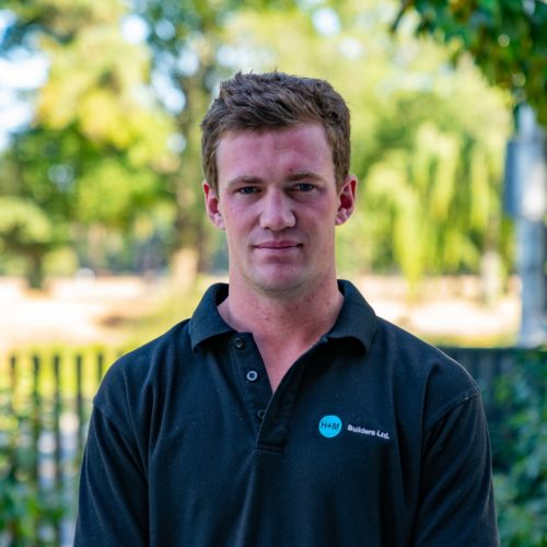 Hamish from H+M Builders, Christchurch, is very knowledgeable when it comes to the building industry in Canterbury