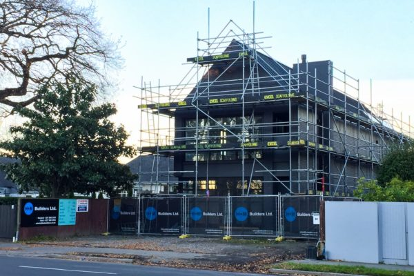 HM Builders can undertake your new build job in Christchurch