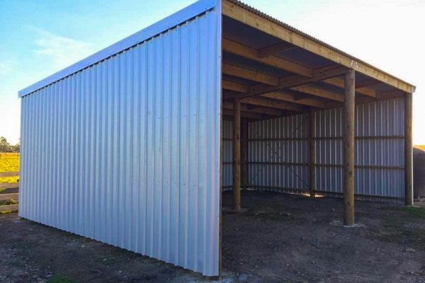 H&M Builders can build your farm shed in Canterbury